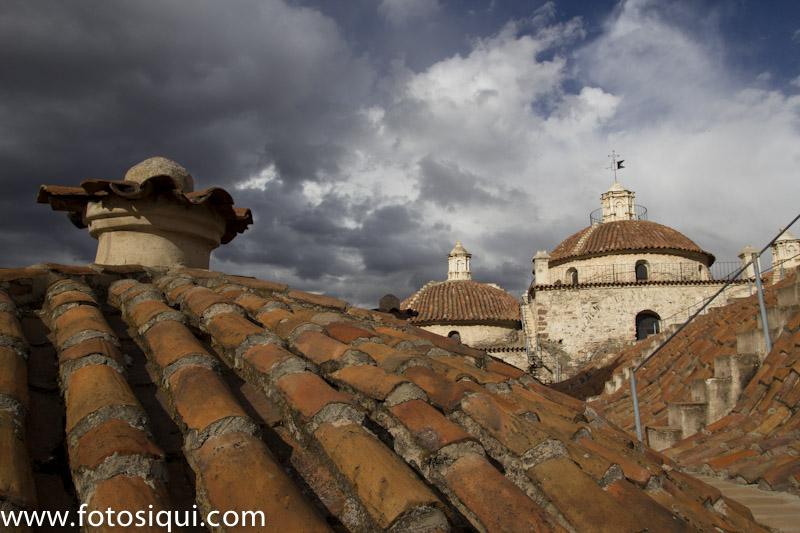 Una iglesia en Potosí. San Algo, para ser exactos